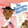 Cover image of The youngest marcher : the story of Audrey Faye Hendricks, a young civil rights activist